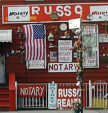 Russo Realty, Smith St., Brooklyn